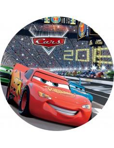 Papel de azúcar personajes película Cars