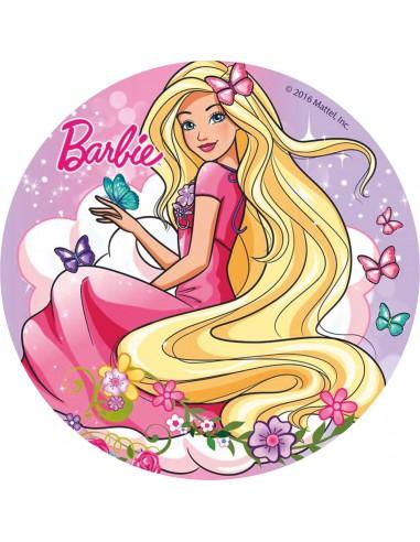 Papel De Azucar Barbie