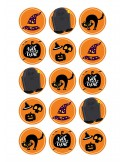 Papel de azúcar halloween para galletas