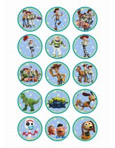Papel de azúcar Toy Story