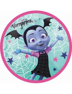 Papel de azúcar Vampirina
