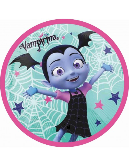 Papel de azúcar Vampirina para tarta A