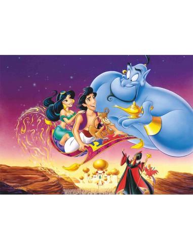 Papel de azúcar Aladdin