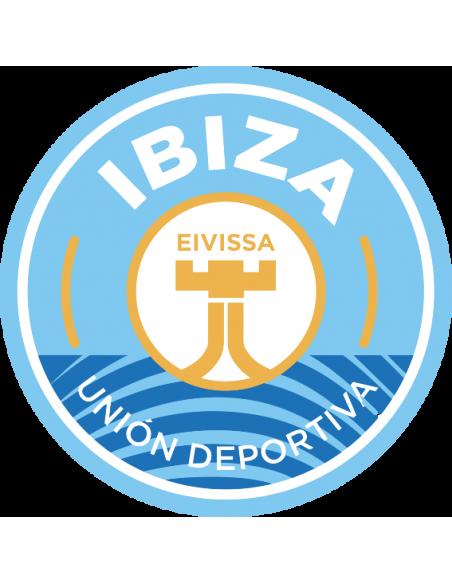 Papel de azúcar escudo UD Ibiza