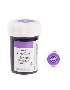 Colorante gel violeta