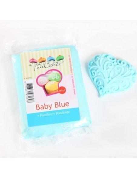 Fondant FunCakes azul bebé