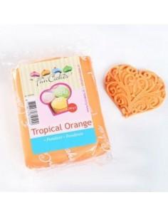 Fondant FunCakes naranja