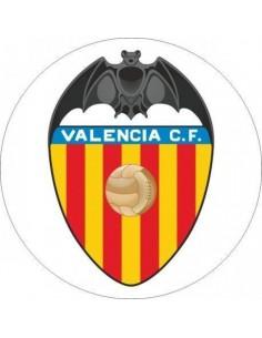 Papel de azúcar escudo Valencia